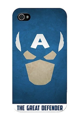 Captain America Mugshot