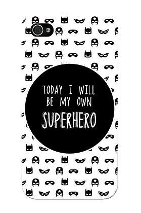 Be My Own Superhero