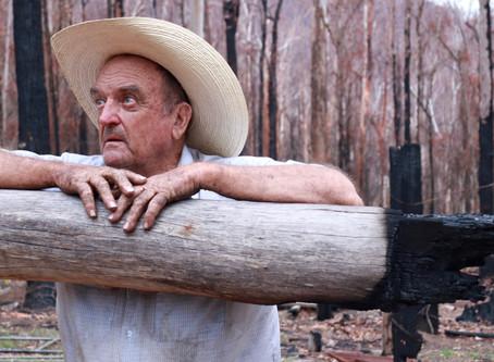 Generational Farmers Start to Rebuild