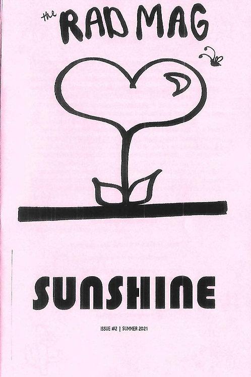 the Rad Mag | Issue #2 | Sunshine