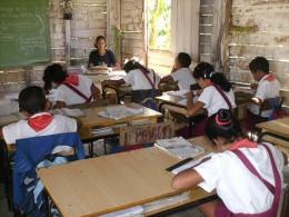 Una mirada al perfeccionamiento en las escuelas primarias rurales multigrado de Cuba