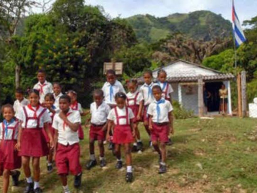 El trabajo mediante Proyecto Educativo en escuelas rurales de Cuba
