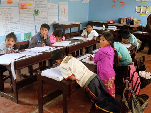 Un espacio para la vinculación de aprendizajes aúlicos y saberes experienciales en el área rural