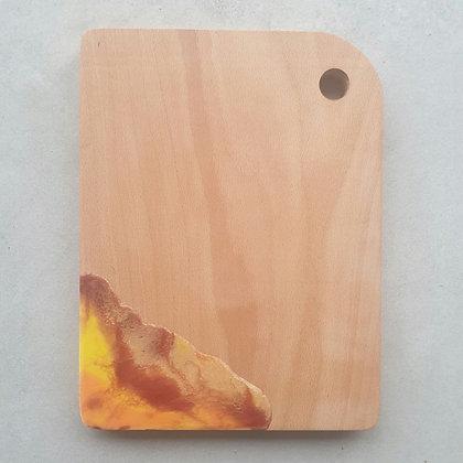 Rustic Autumn Serving Board