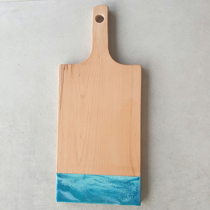Ocean Bubbles Paddle Serving Board