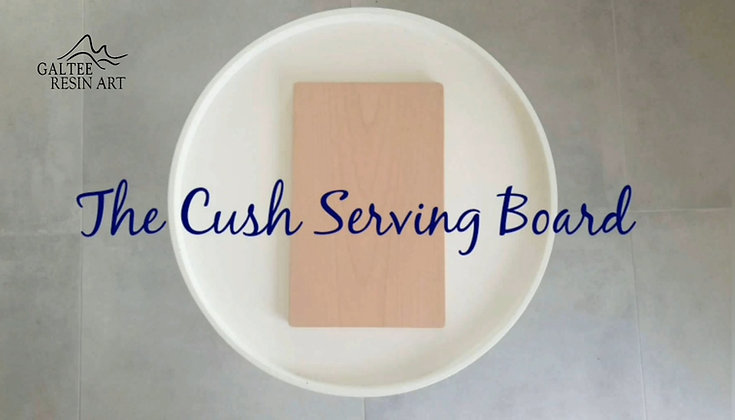 'Pick Your Own Colours' Cush Serving Board