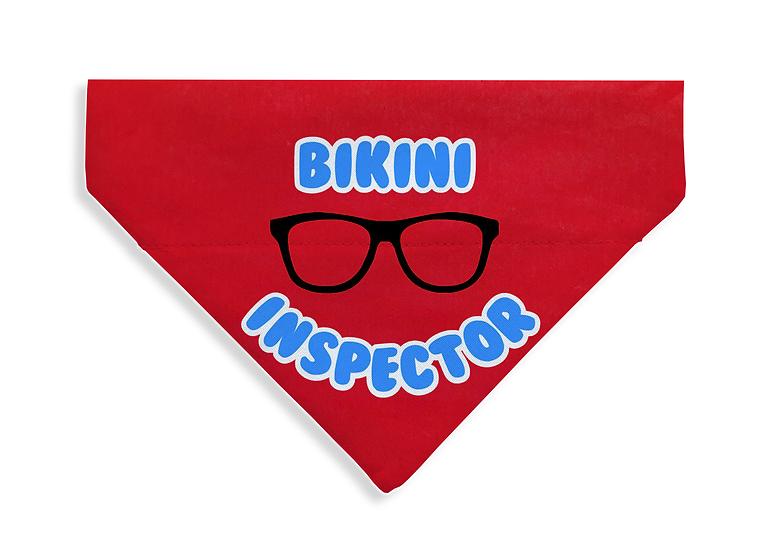 Bikini Inspector Bandana - From $17