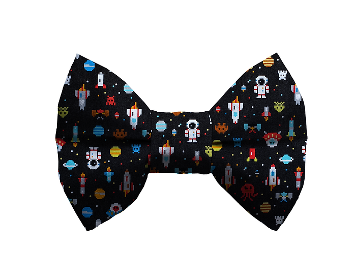 Space Game Bow Tie - From $10