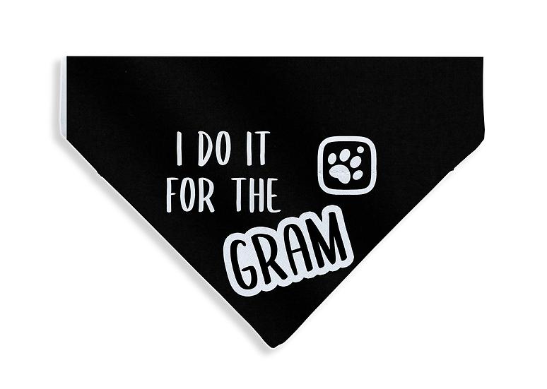 Do It For The Gram Bandana - From $17