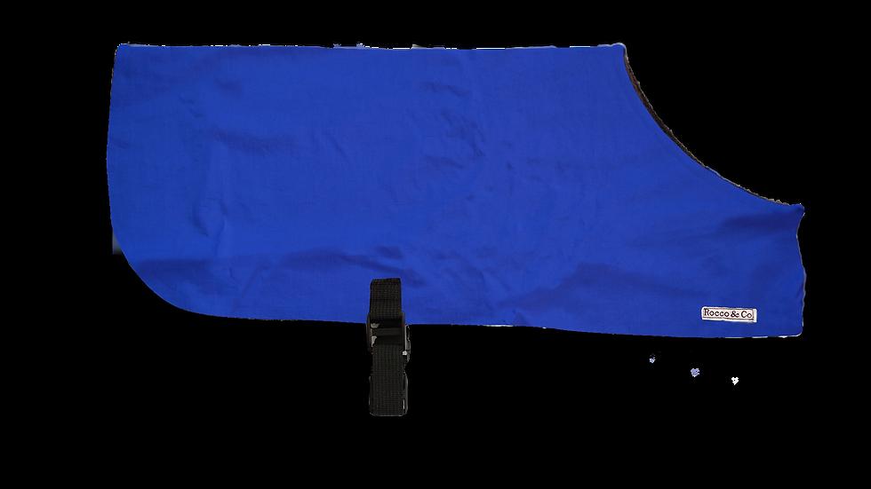 Blue/ High Vis Orange Showerproof Jacket - From $20