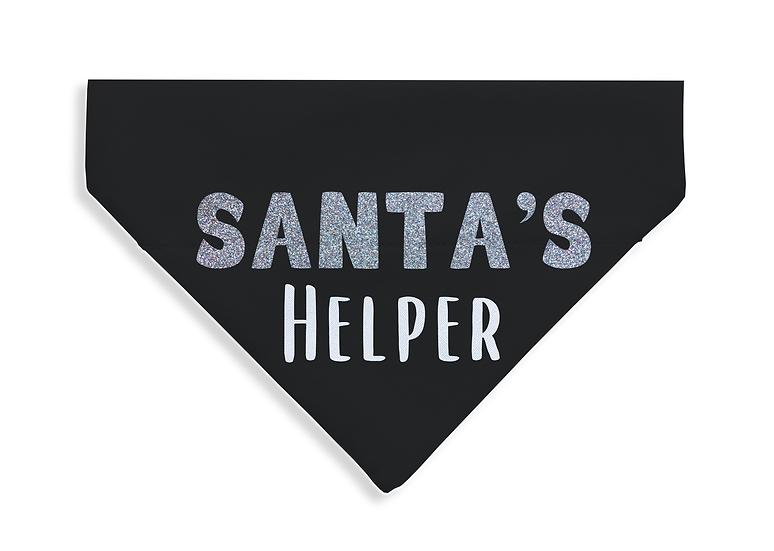Santa's Helper Bandana