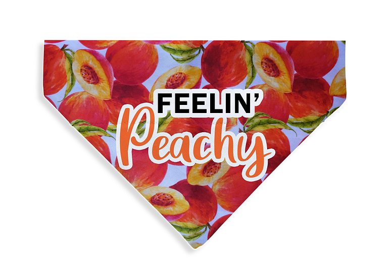 Feelin' Peachy Bandana - From $17