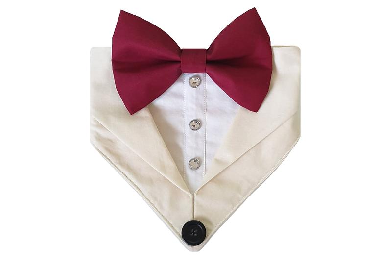 Custom Tuxedo Bandana - From $35