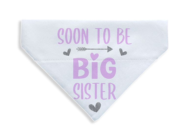 Soon to be Sister - From $17