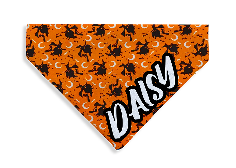 Flying Witch Bandana - From $10