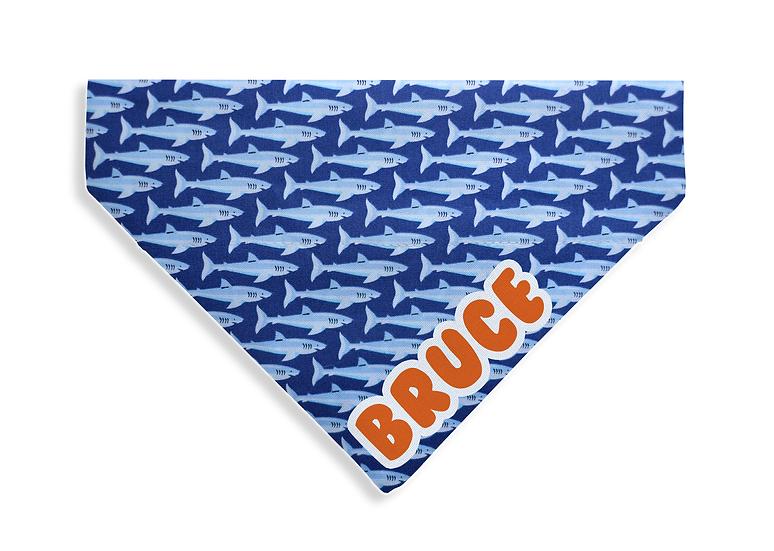 Shark Bandana - From $10