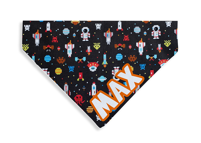 Space Game Bandana - From $10