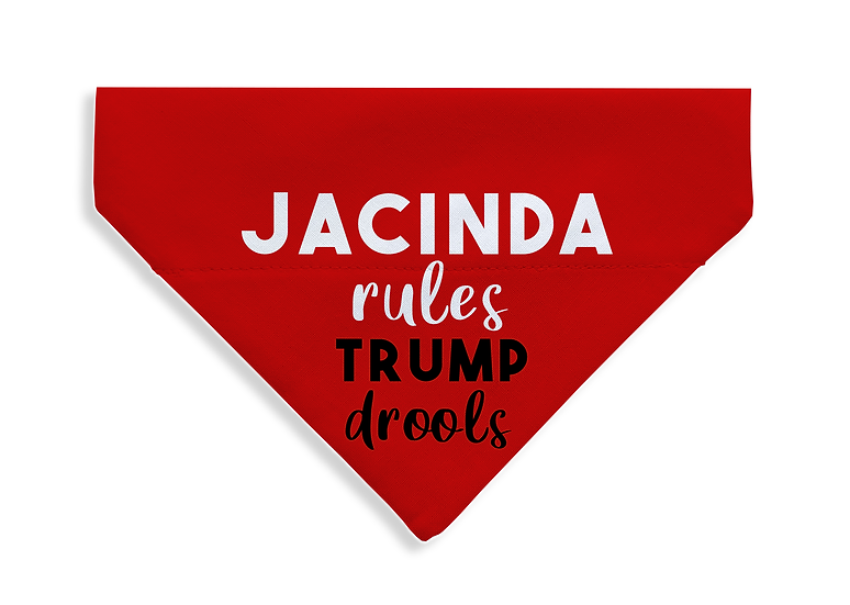 Jacinda Rules Bandana - From $17