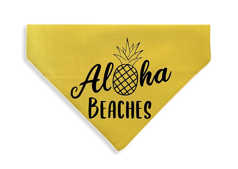 Aloha Beaches Bandana- From $17