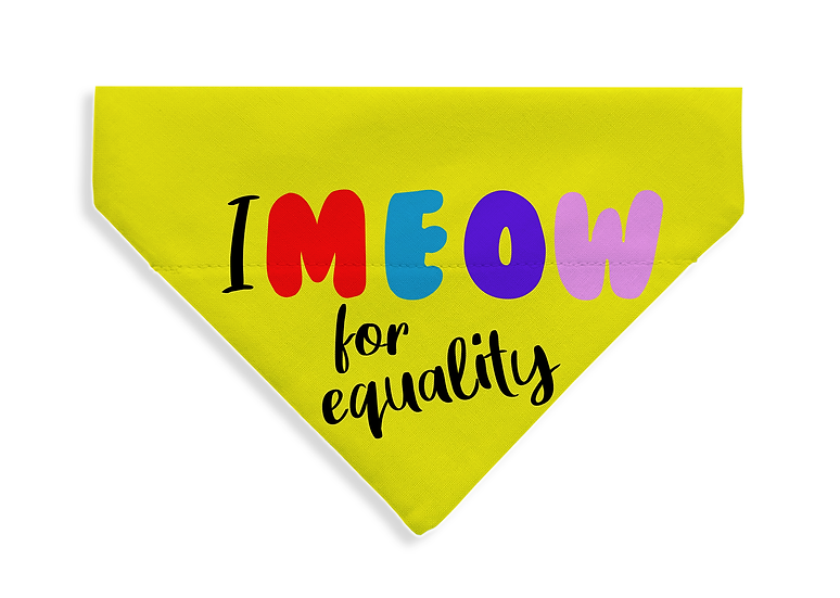 MEOW for Equality - From $17