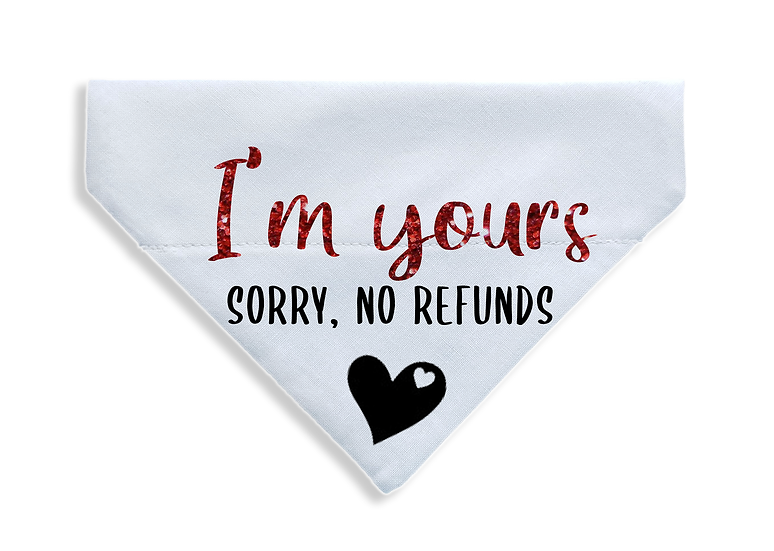 I'm Yours- From $17