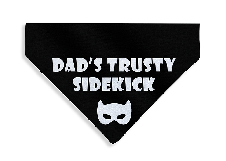 Trusty Sidekick Bandana - Cat - From $17
