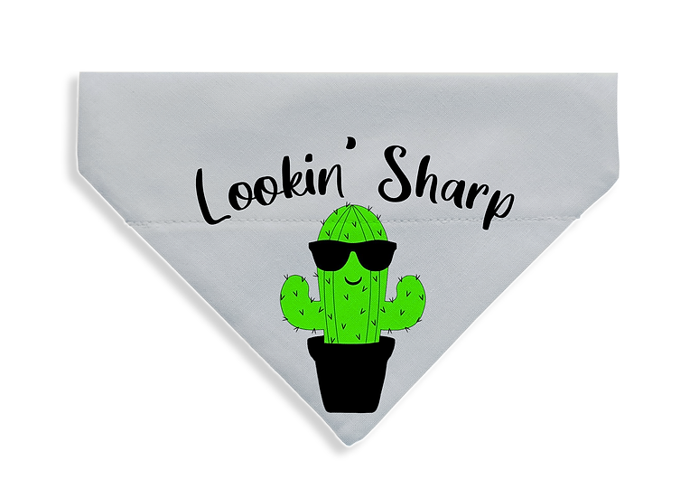 Lookin' Sharp Bandana - From $17