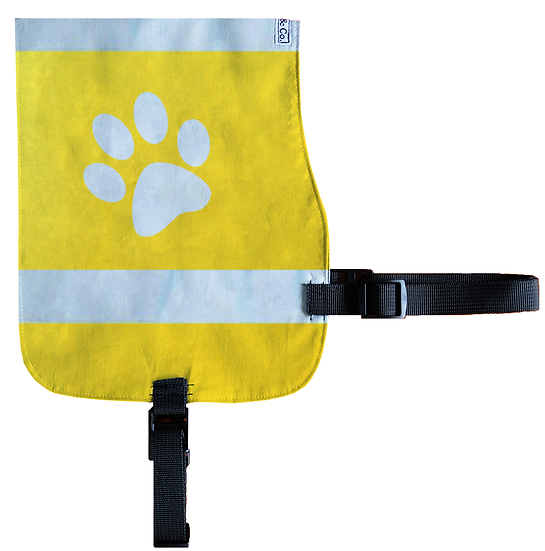 High Vis Cotton Vest - From $20
