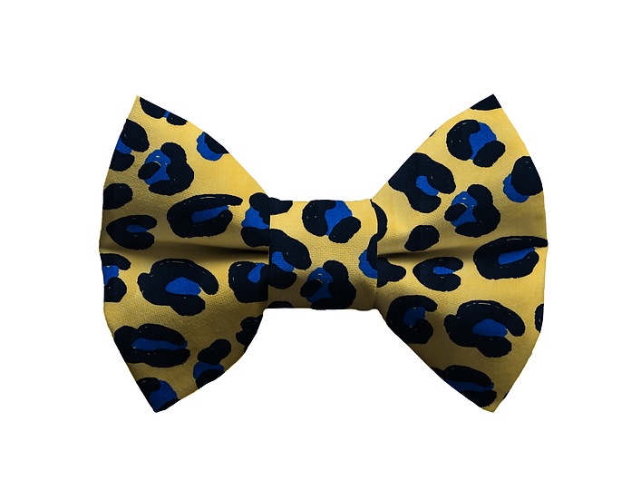 Cheetah Bow Tie - From $10