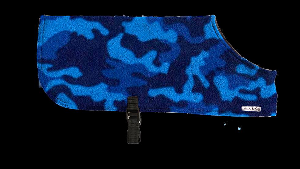Blue Camo PJ'S - From $20