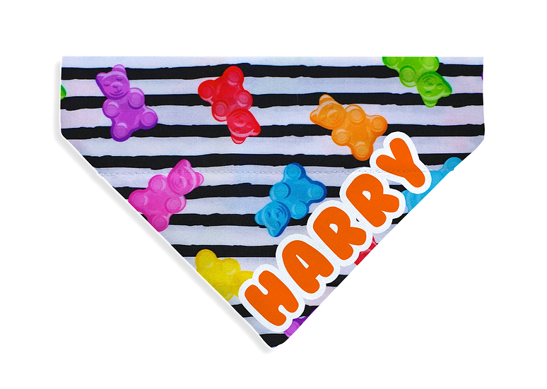 Gummy Bear Bandana - From $15