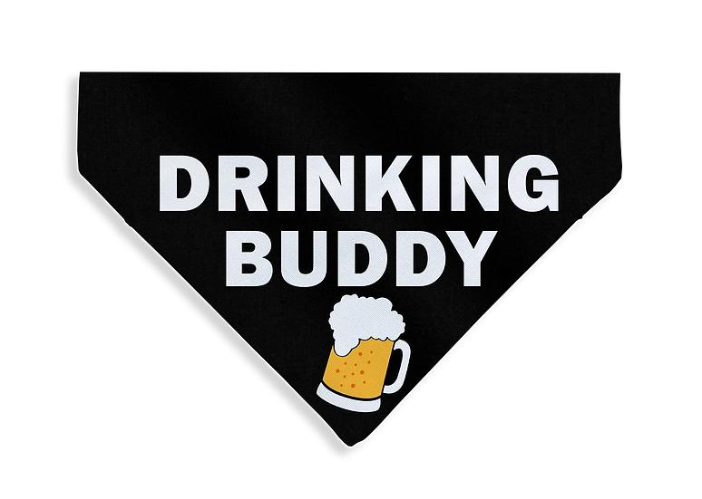 Drinking Buddy Bandana - From $17
