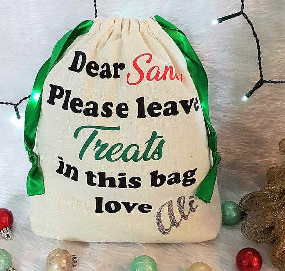 Christmas Treat Bag