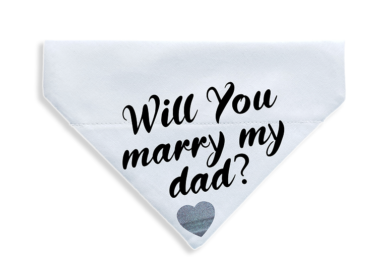 Proposal Bandana - From $17