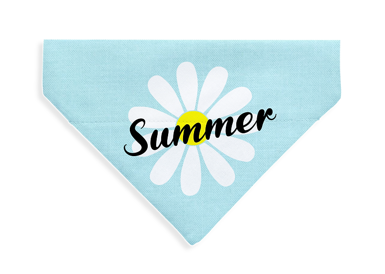 Named Daisy Bandana - From $17