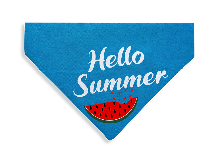 Hello Summer Bandana - From $17