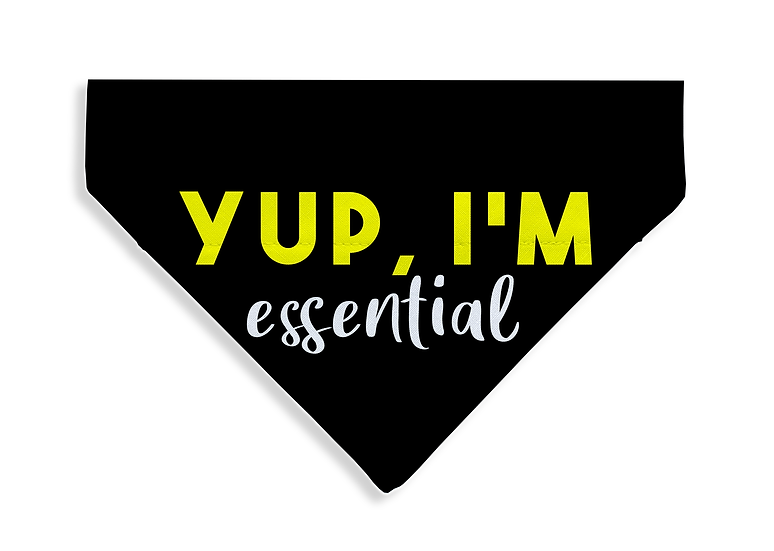 I'm Essential Bandana - From $17