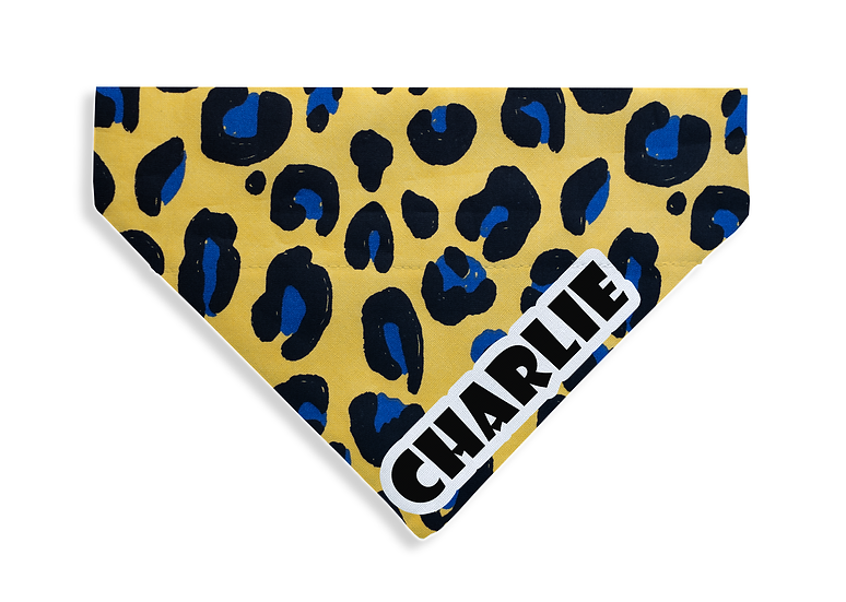 Cheetah Bandana - From $10