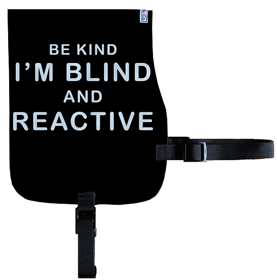 copy of Be Kind - I'm Blind and Reactive Cotton Vest - From $20