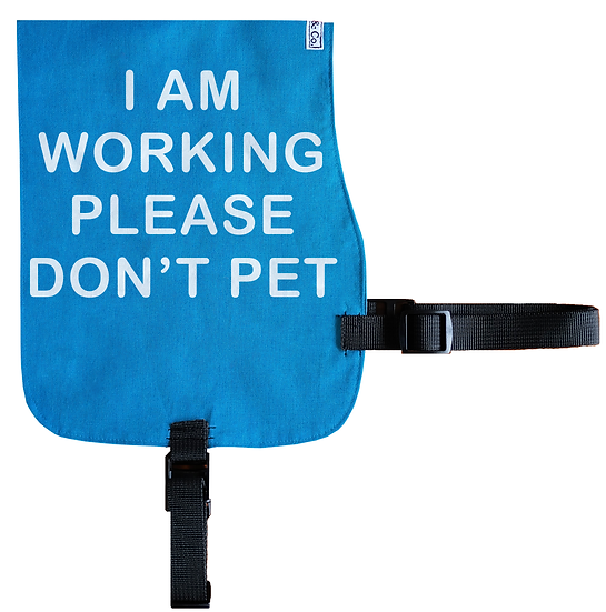 I am Working Cotton Vest - From $20