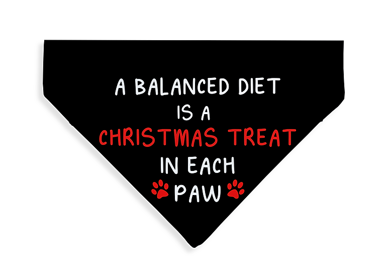 Christmas Treat Bandana - From $17