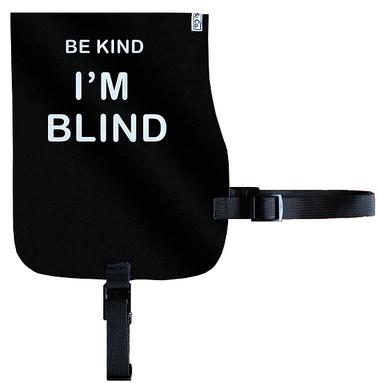Be Kind - I'm Blind Cotton Vest - From $20