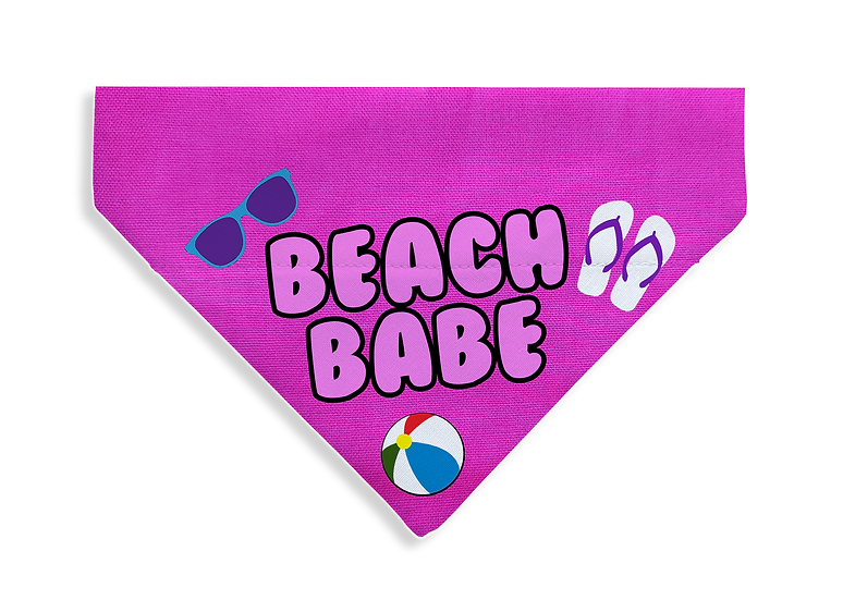 Beach Babe Bandana - From $17