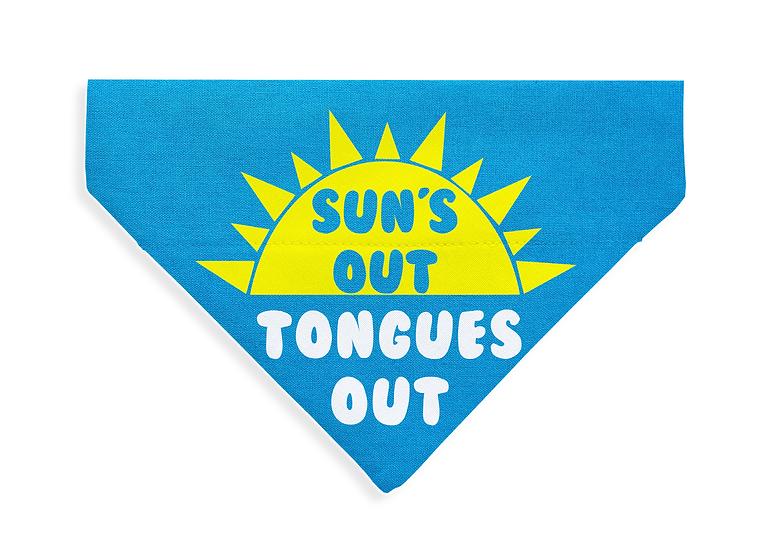 Suns Out Bandana - From $17