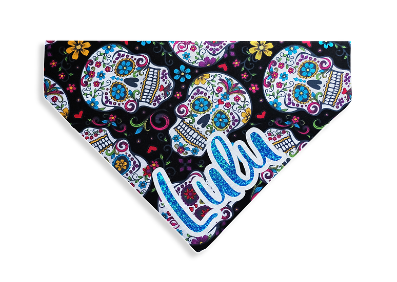 Sugar Skull Bandana - From $10
