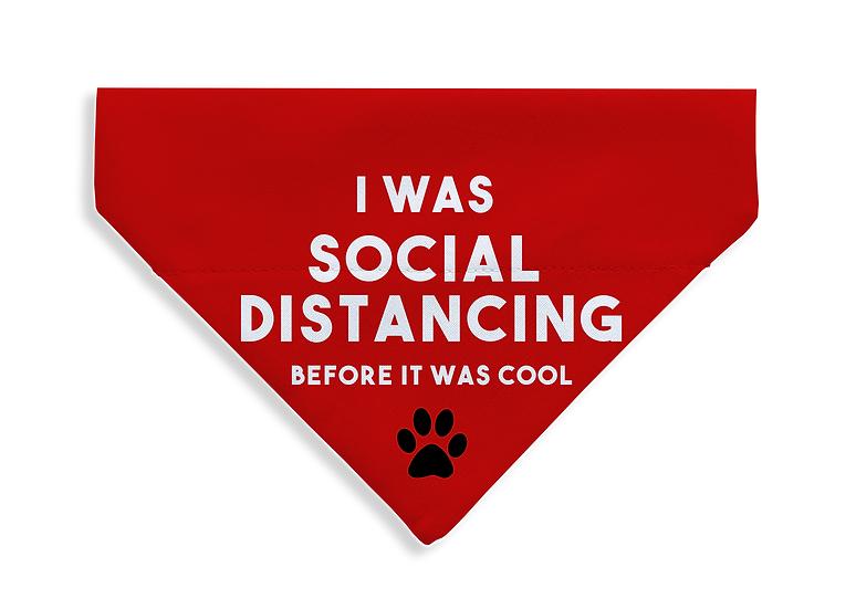 Social Distancing Bandana - From $17
