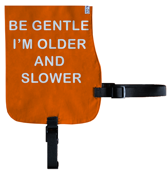 Older and Slower Cotton Vest - From $20