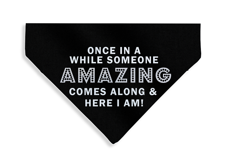 Someone Amazing Bandana - From $17