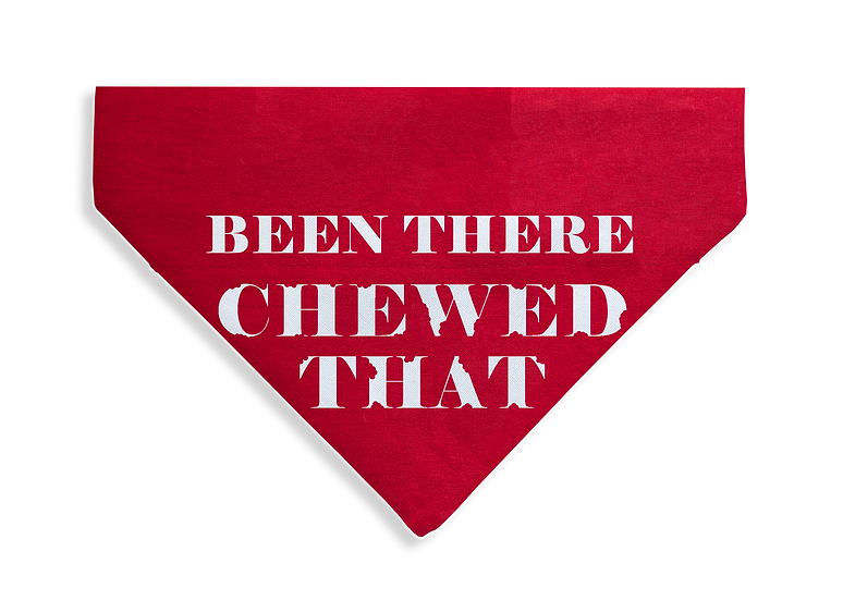 Chewed That Bandana - From $17