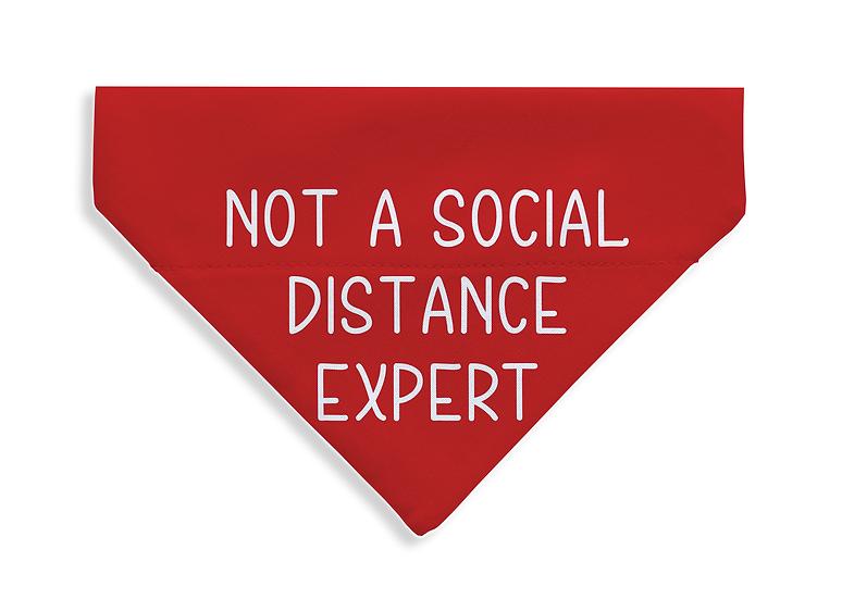 Social Distance Bandana - From $17